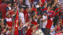 FC Dallas earns playoff berth with 6-0 win over Sporting KC