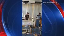 Tornado knocks Dallas radio station off the air