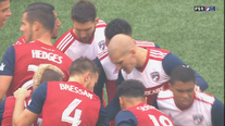 Sounders outlast FC Dallas 4-3 to move on in MLS Playoffs