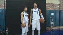 Porzingis that much closer to return, preps for Mavs debut