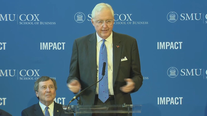 SMU announces $50 million donation, largest single gift in school history