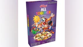 Kellogg's releases 'All Together Cereal' featuring 6 popular cereals as part of anti-bullying campaign