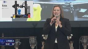 Texas woman wins international auctioneer championship