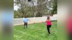 Couple's gender-reveal idea backfires when balloon flies away