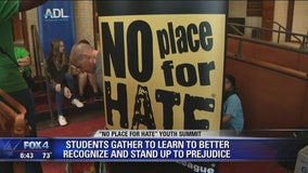 Youth summit teaches teens to stand up to hate