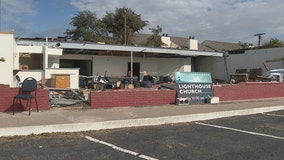 Midlothian church destroyed by tornado raising funds through cafe to rebuild
