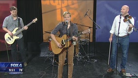 Matthew Bell & the Next of Kin perform live on Good Day