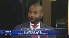 Legal expert reacts to Amber Guyger's prison sentence