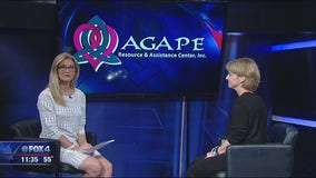 How Agape Resource Center is helping homeless domestic violence survivors