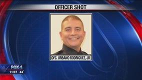 Warrant affidavit: Denton officer smelled marijuana during traffic stop before gunfire erupted