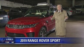 Ed Wallace: 2019 Range Rover Sport