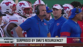 Analyst: SMU's Sonny Dykes a coach of the year candidate
