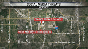 Arrest made after social media threat targeting Mesquite schools