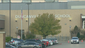 2 students in custody for social media threat targeting Duncanville High School