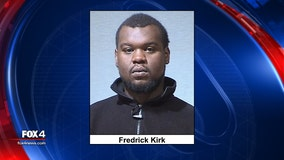 Suspect arrested for murder of man found in vehicle at Garland apartments