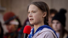 Teen activist Greta Thunberg declines award, says climate movement doesn't need 'more prizes'