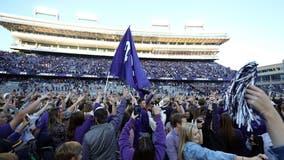 Big 12 reprimands 3 teams after field-storming celebrations