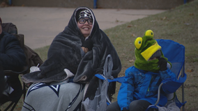 It's official! First freeze chills North Texas on Halloween