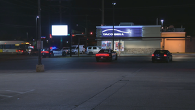Man critically injured after shooting in Dallas Taco Bell parking lot