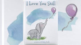 'I Love You Still': Woman creates baby memory book to comfort mothers after miscarriage