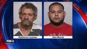 2 men arrested after Irving fatal shooting