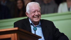 Jimmy Carter, longest-living former president in US history, celebrates 95th birthday
