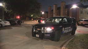 Man found murdered in vehicle at Garland apartments