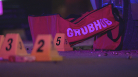 Grubhub driver shot while delivering food in Deep Ellum