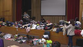 Preston Hollow Presbyterian Church, Caillet Elementary among those helping tornado victims