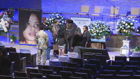 Funeral services held for woman killed by Fort Worth officer