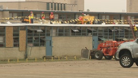 Dallas ISD to meet Tuesday to discuss future of tornado-damaged schools