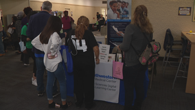 Binational Health Fair held in Dallas to help North Texans in need