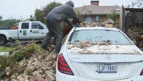 FEMA begins touring tornado-ravaged Dallas County in Garland