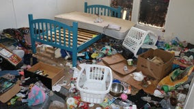 4 kids found in 'disgraceful' conditions removed from Parker County home