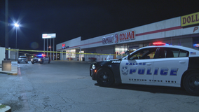 Police: Cab driver fatally shot in Dallas parking lot