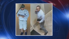 Plano police looking for serial thief targeting the elderly
