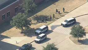 Two students charged for false report of armed person at Midlothian High School