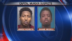 Trackdown: Suspects arrested for February murder of Lewisville convenience store clerk