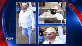 Man wearing fake nose robs several North Texas banks