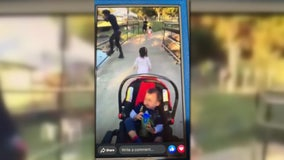 Men who tried to kidnap toddler at Richardson park caught on Facebook Live