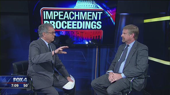 Attorney gives legal perspective on impeachment inquiry