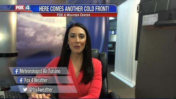 Parade of Cold Fronts!