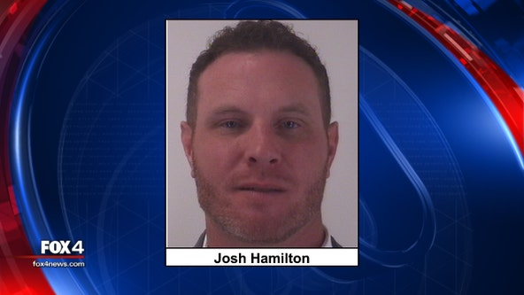 Court hearing set for Josh Hamilton's injury to a child case