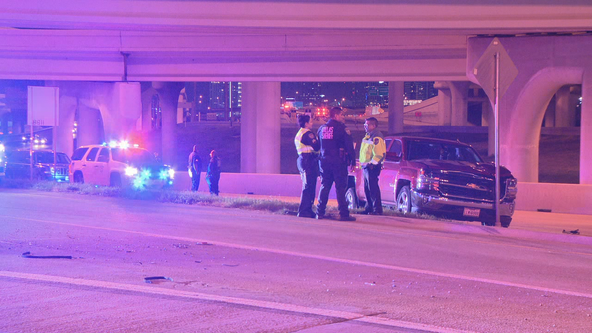 2 killed trying to cross Stemmons Freeway in separate incidents