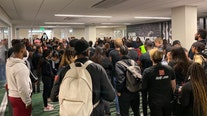 UNT students hold silent protest outside Board of Regents meeting after staff lawyer used racial slur