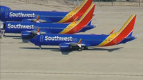 Southwest joins rivals in again delaying Boeing jet's return