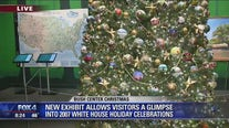 Bush Center exhibit gives visitors a glimpse of the 2007 White House Christmas