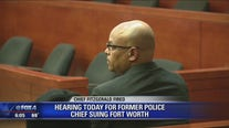 Former Fort Worth police chief fights to keep retaliation lawsuit details public