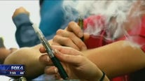 American Cancer Society warns people about vaping dangers