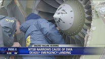 NTSB favors redesign of engine part on Boeing 737s